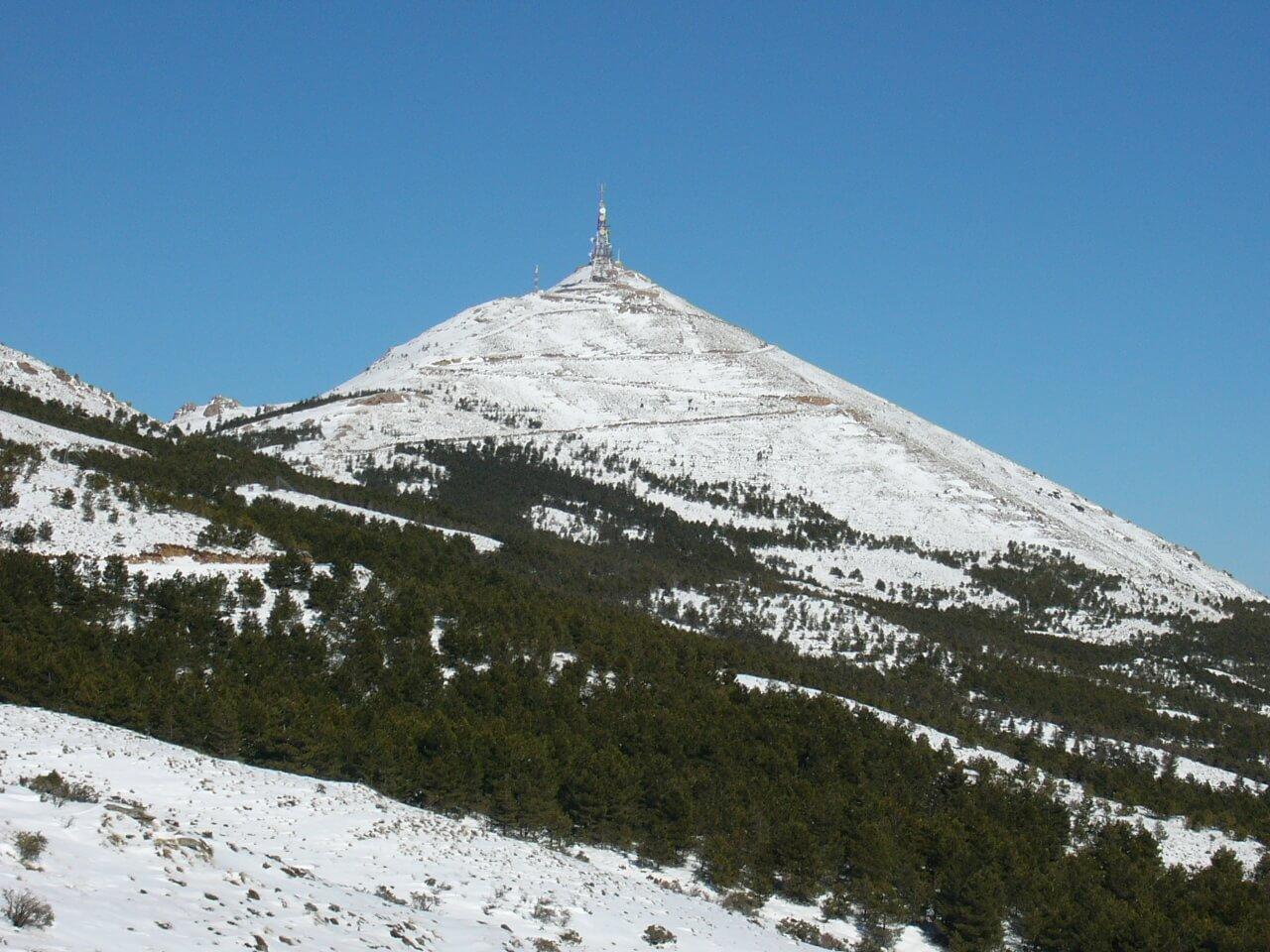 montaña bacares hotel las fuentes